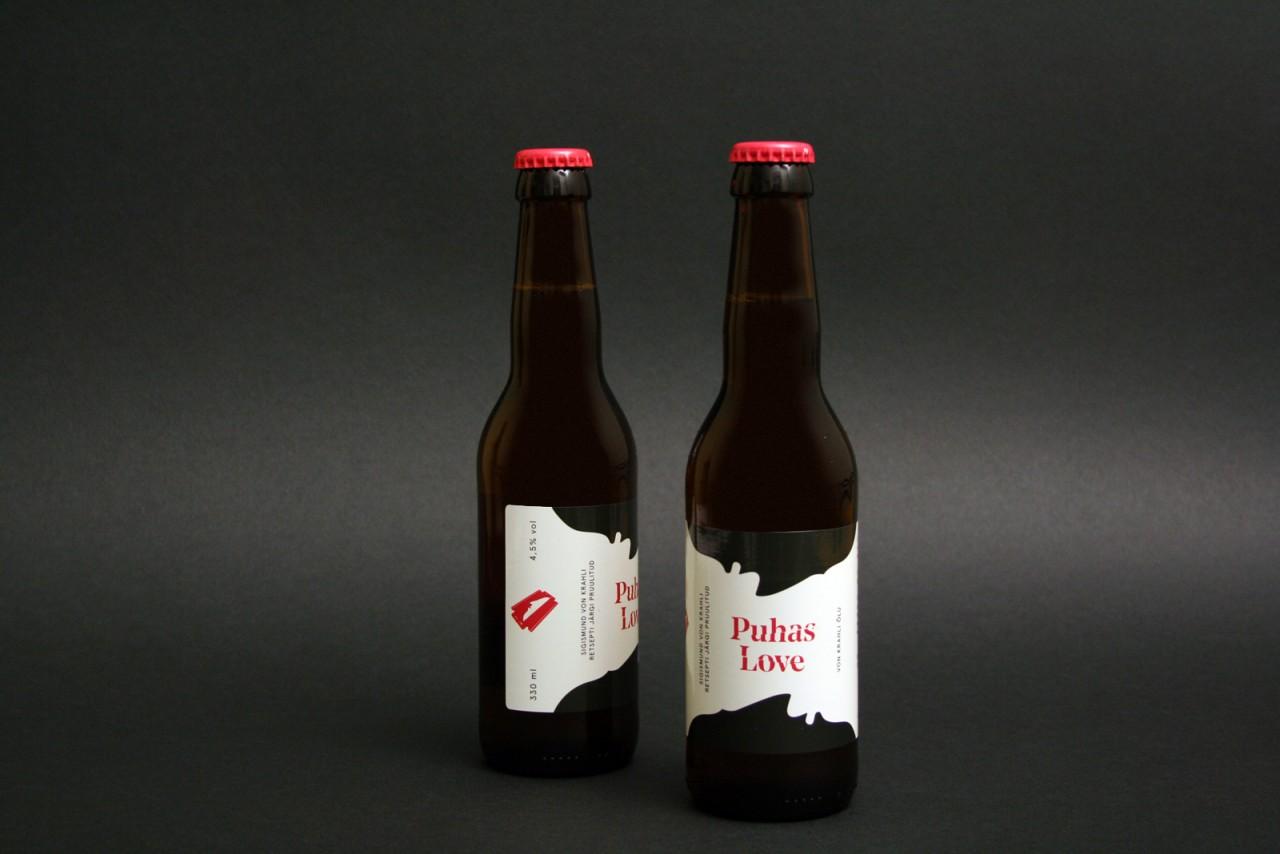 POLAAR Von Krahl Puhas Love beer