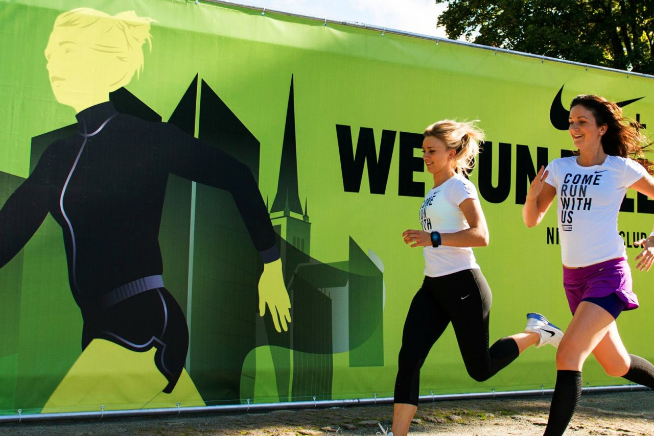 POLAAR Nike We Run Tallinn