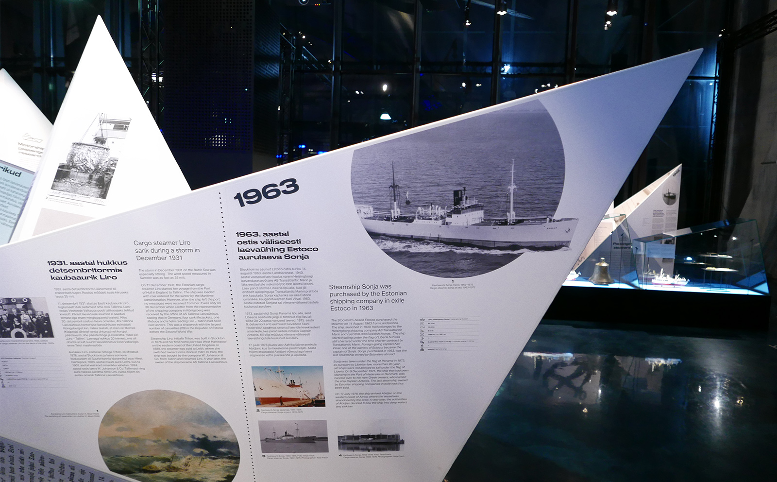 POLAAR 100 Years on Water. The Ships of Estonia 1918–2018