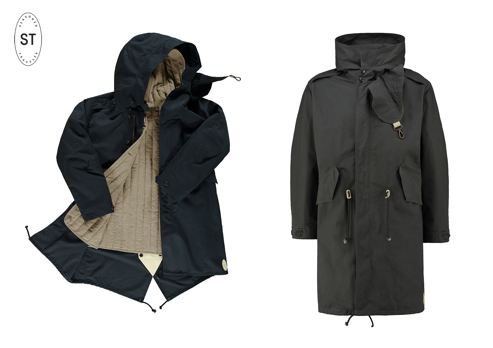 POLAAR Seasoned Traveler Parka